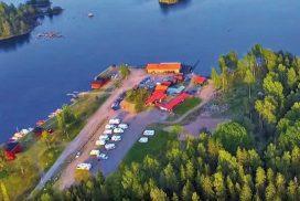 Ställplatser vid Axmar Brygga Havskrog