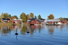 Saltharsfjärden - foto Jan Eriksson