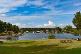 Saltharsbadet Norrsundet - foto Jan Eriksson