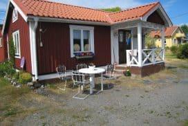 Stugor Gåsholma Fisk