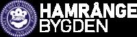 Hamrångebygden logotyp negativ